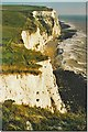 TR3442 : The White Cliffs of Dover by Colin Smith