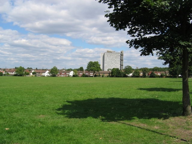 Collingwood Park, Sutton
