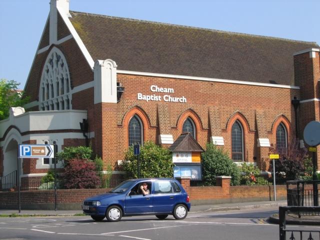 Cheam Baptist Church