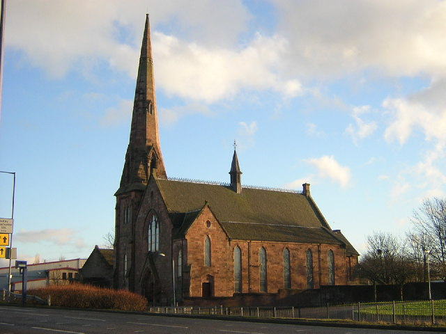 Bellshill West Church