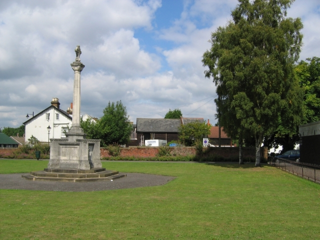 Cheam War Memorial