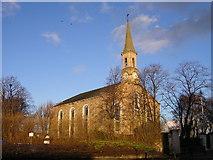 NS7360 : St Andrew's Church, Bellshill by Iain Thompson