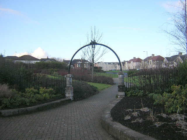 Small Park in Bellshill