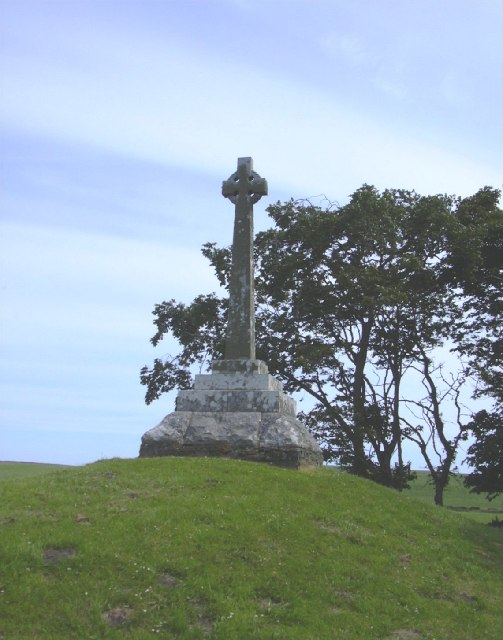 Cross in Kirkmadrine Churchyard