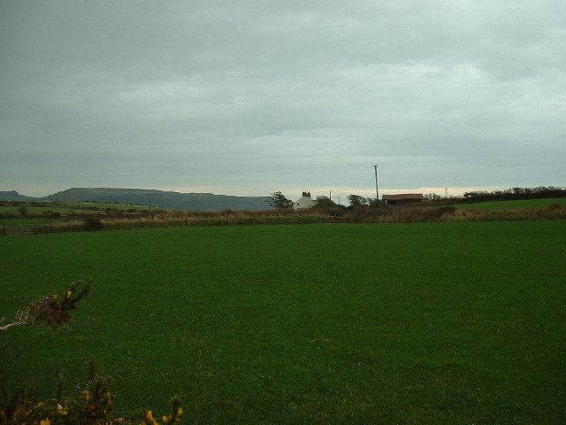 Cadlan Uchaf Farm near Aberdaron