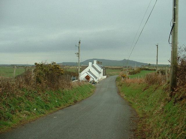 Cottages near Aberdaron