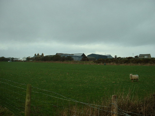 Hendy Farm near Aberdaron