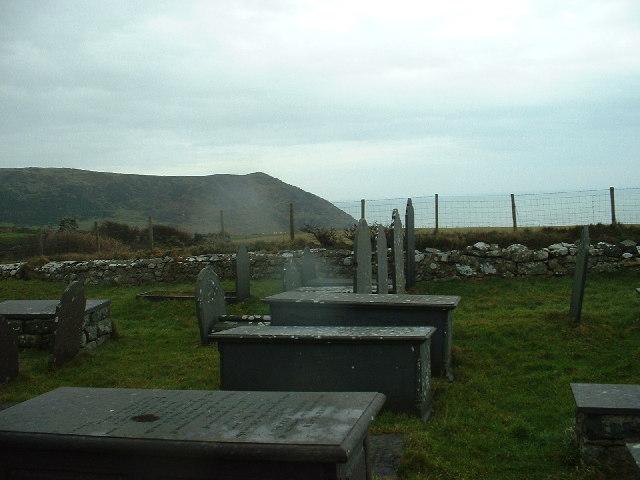 Llanfaelrhys Churchyard