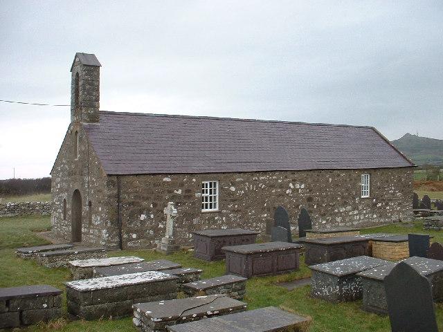 Llanfaelrhys Chapel