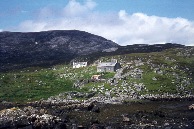 Lingreabhagh from the shore