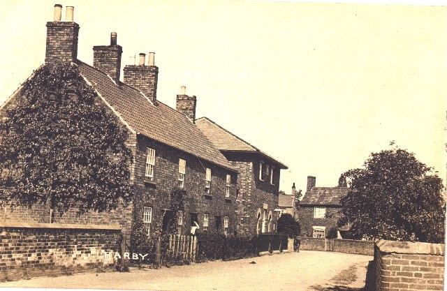 Low Street Harby, c1920