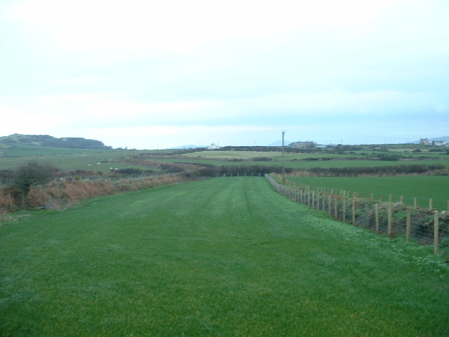 Farmland near Aberdaron