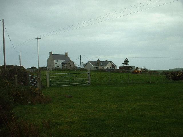 Dynfra near Aberdaron