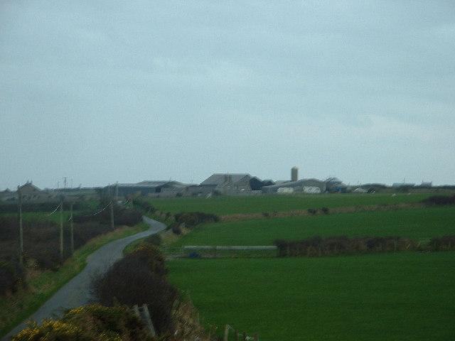 Gwythrian Farm