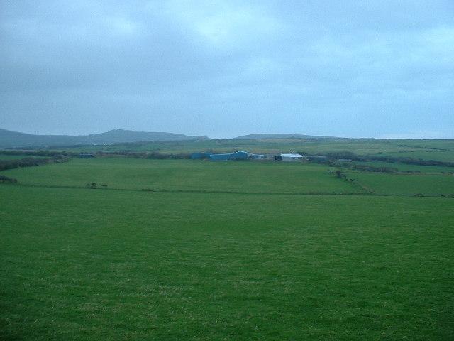 Bodwrdda Farm, near Aberdaron