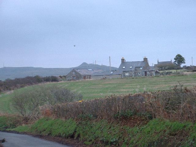 Pencaerau farm near Aberdaron