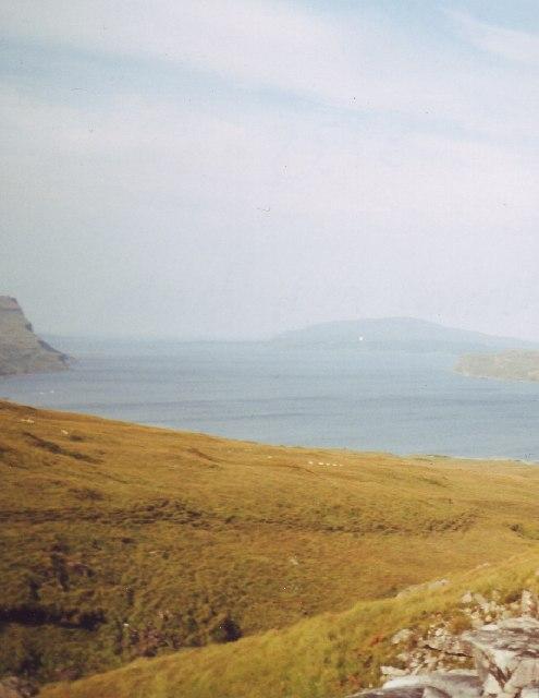 Gleann na  Beinne  Fada
