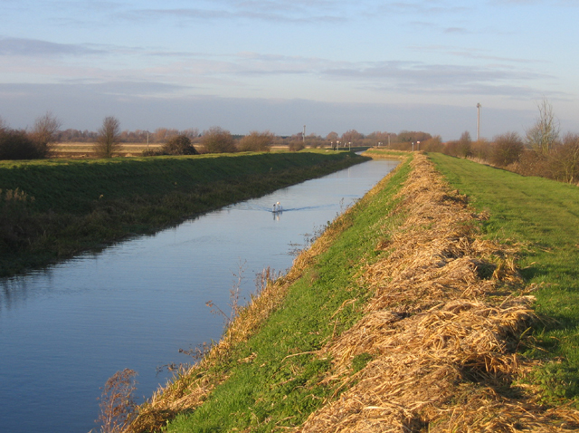 Greatford Cut, Market Deeping, Lincs
