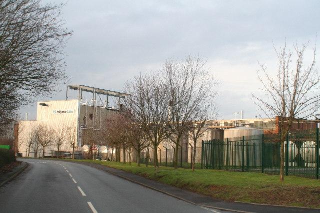 Polymer Latex, Stoke Works