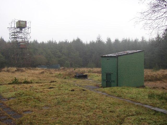Shooting Grounds, Lindley Moor