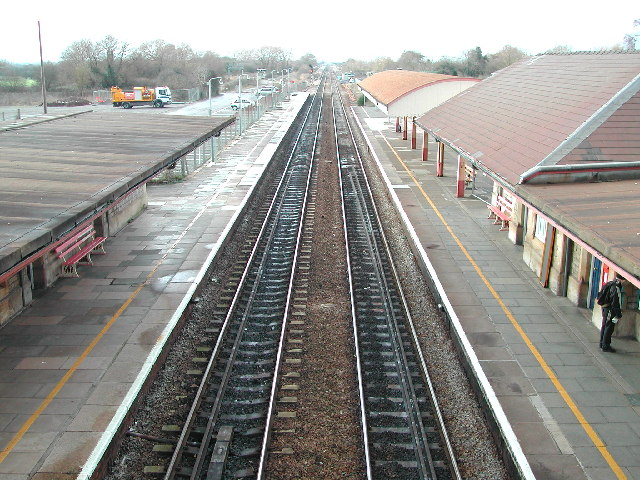 Yatton Station