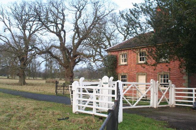 Hanbury Hall Lodge