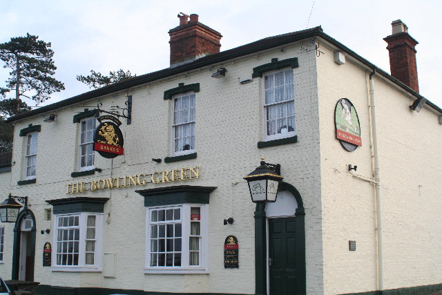 The Bowling Green Public House, Astwood