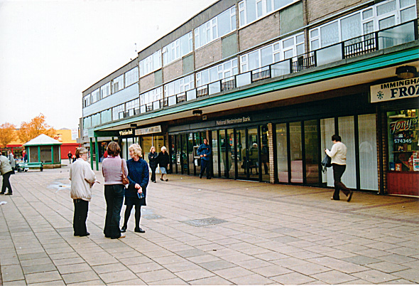 Kennedy Way shopping centre