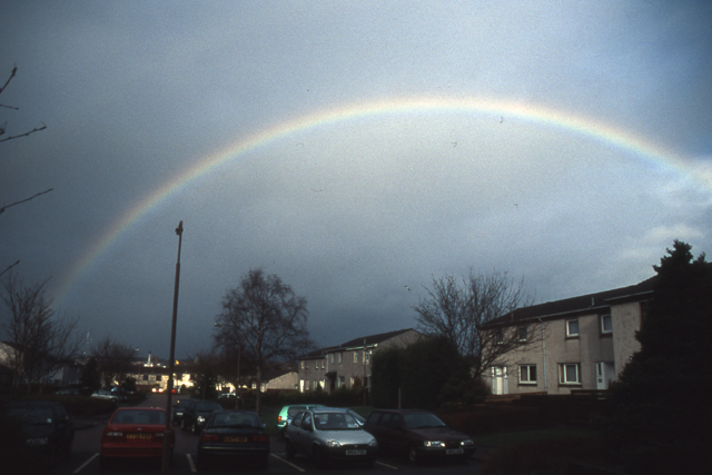 Rainbow, Palmer Rise, Dedridge, Livingston