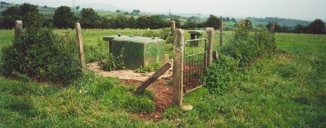 ROC Bunker - Abergavenny, Monmouthshire.