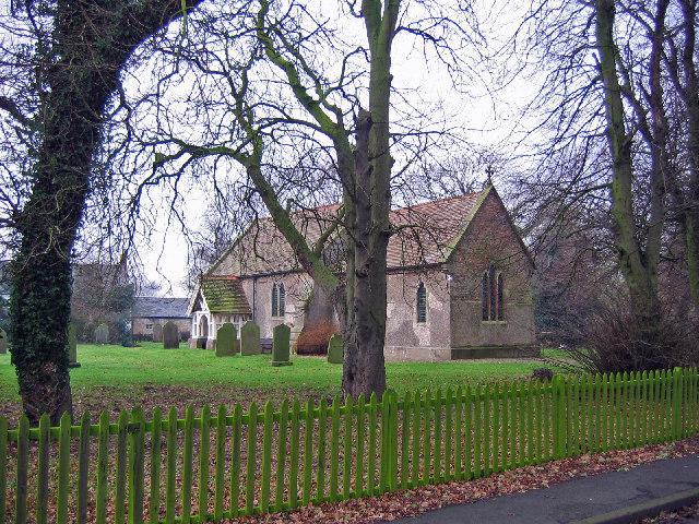 St. James Church, Lissett