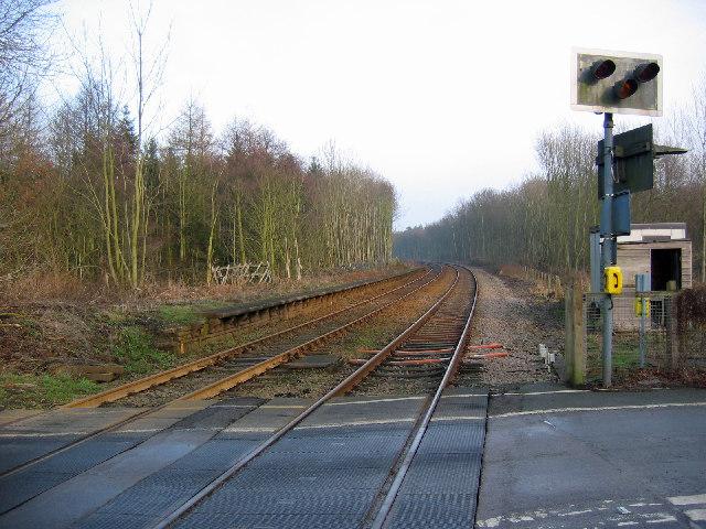 Rail Lines to Scarborough