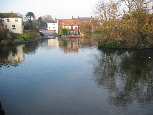 Nafferton Pond