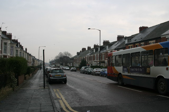 Welbeck Road, Walker