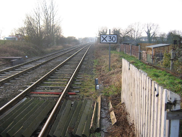 Nether Lane Crossing