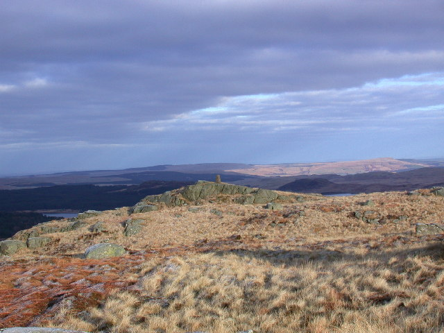Sheil Hill Summit