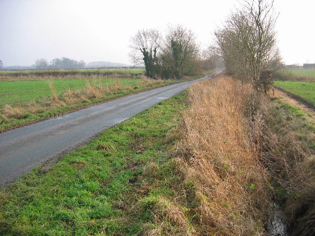 NE of Wansford
