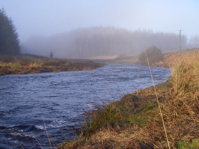 Upper Reaches of River Cree