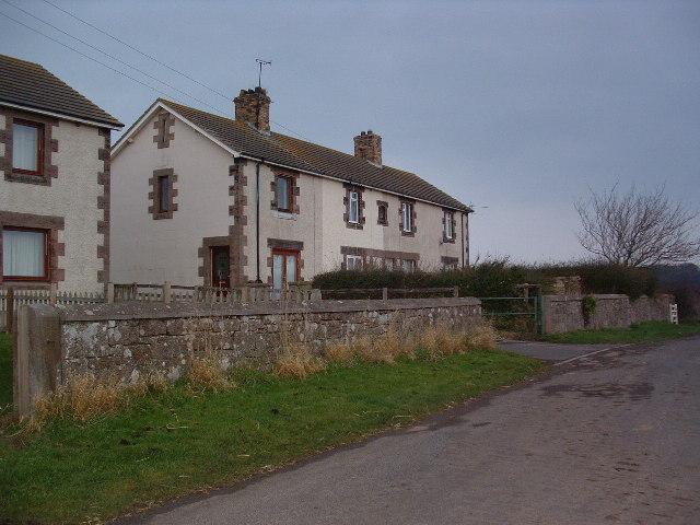 Cheswick Buildings Houses
