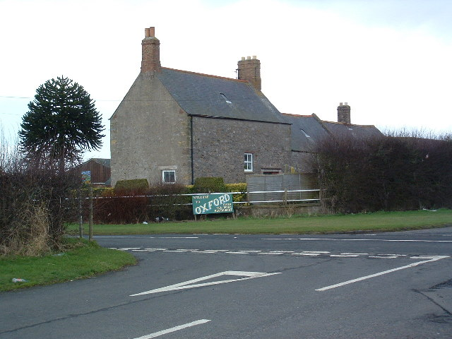 Oxford Farm Crossroads