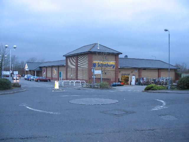 Westbury Co-operative store