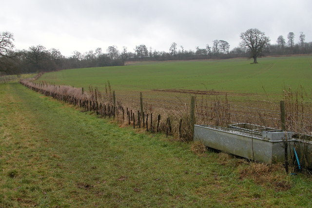 Former Woodland between Longborough and Donnington