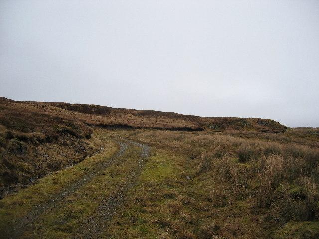 Track to Glinn MhicAsgaill
