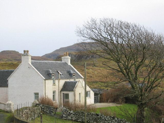 Totardor Croft House