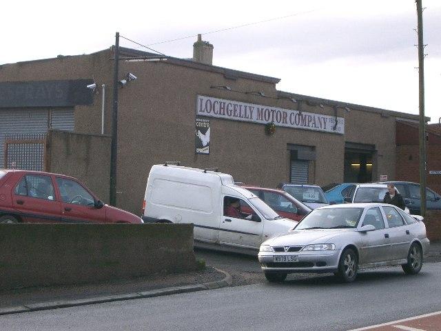 Lochgelly Motor Company