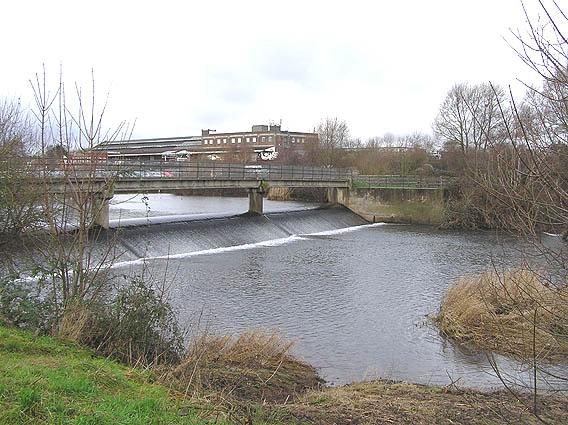 Firepool Weir, River Tone
