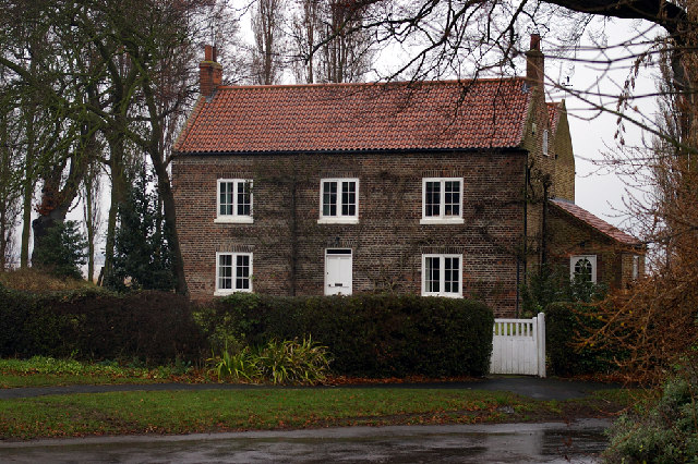Whitton - The Old Vicarage