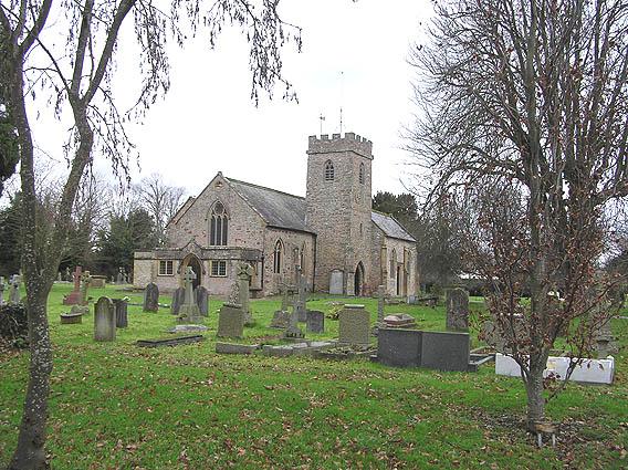 Staplegrove parish church