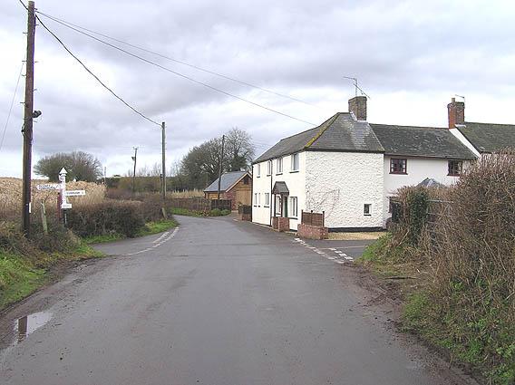 Cushuish crossroads