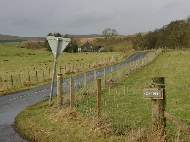 Garpel road end